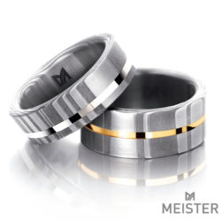 Ring Herrenschmuck Gold Meister