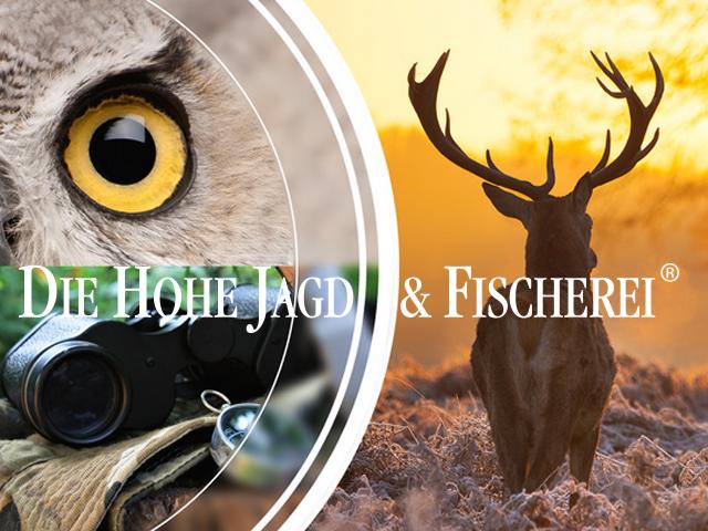 Hohe Jagd Fischerei 22 25 02 2018 Tiroler Goldschmied
