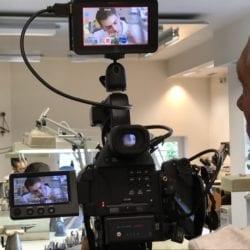 Videoaufnahmen vom LVH.