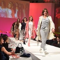 Gekonnt setzten die Kandidatinnen unterschiedlichste Mode in Szene.