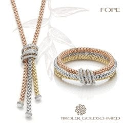Fope - Kette und Armband