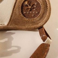 Personalisierter Falkenhandschuh