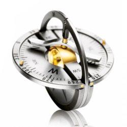 Herrenschmuck Meister - Kompass