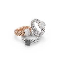 Rings from Fope, Collection Vendome