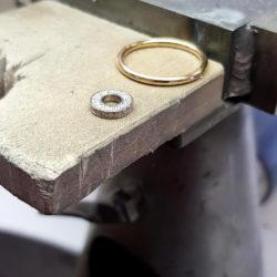 2 Komponenten eines Ringes