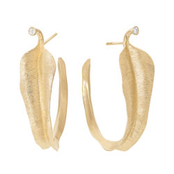 Ole Lynggaard Copenhagen - Leaves Earrings