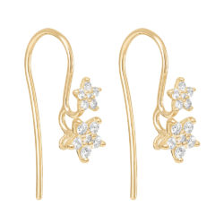Ole Lynggaard Copenhagen - Shooting Stars Earrings