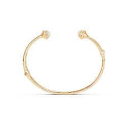 Nature Bracelet mit Rutilquarz