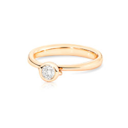 Tamara Comolli - Bouton Solitär Ring