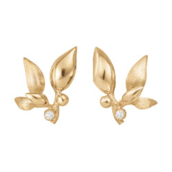 Ole Lynggaard Copenhagen - Golden Forest Earrings