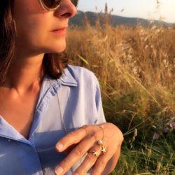 La Preziosa Kette und Ring