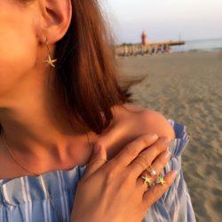 La Preziosa Ring, Kette, Ohrring