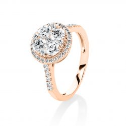 DiamondGroup - Ring