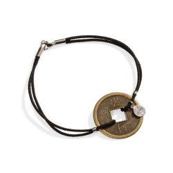LA PREZIOSA - Armband Coin