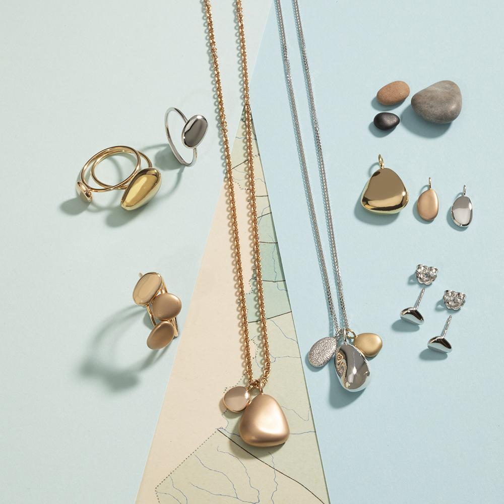 Passer stones - Ringe, Anhänger und Ohrringe