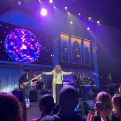 Live Performance der legendären Gloria Gayner