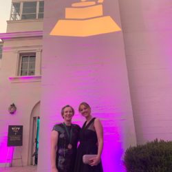 Nominees Party in Wilshire Ebell Theatre