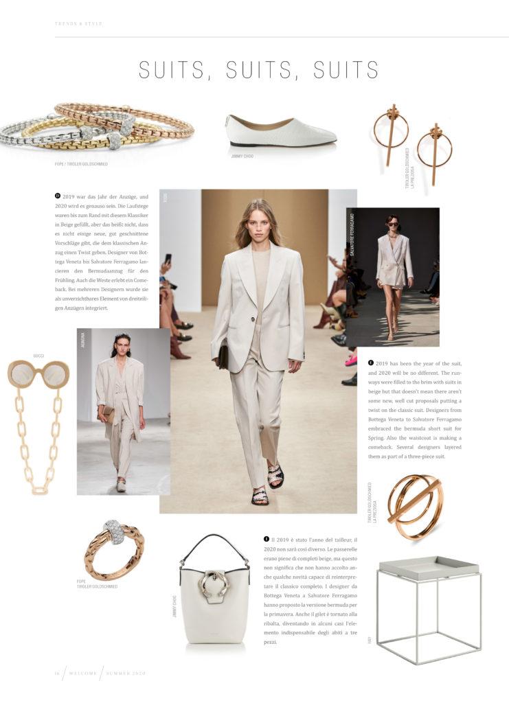 Fashion Trends Frühling/Sommer 2020