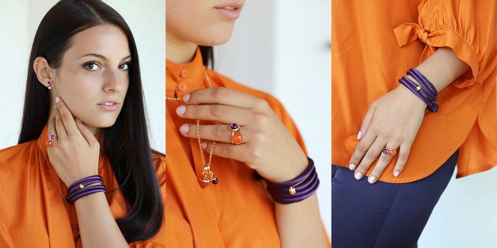 Orange Trendfarbe