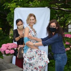 Fotoshooting Florale Eyecatcher