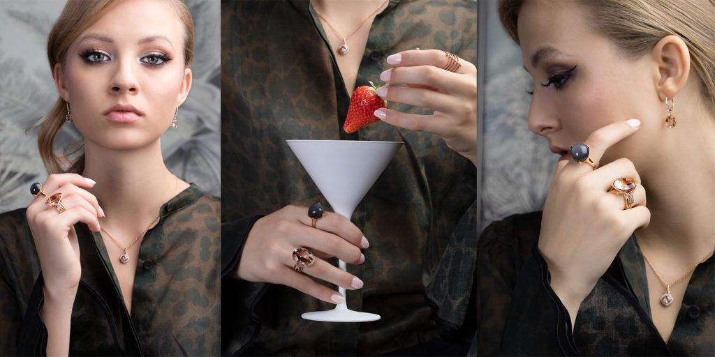 Juwelen Dinner Cocktailringe
