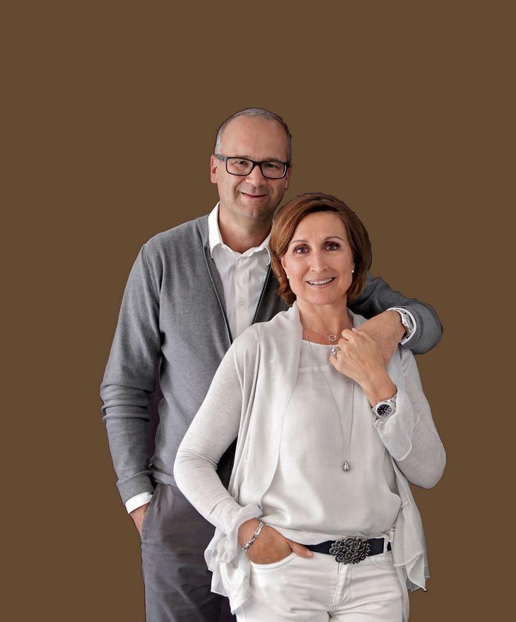 Heike und Markus Schmidt von schmuck.werk