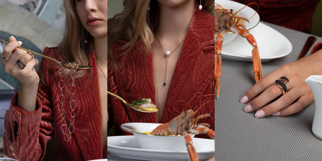 Juwelen Dinner Pesavento