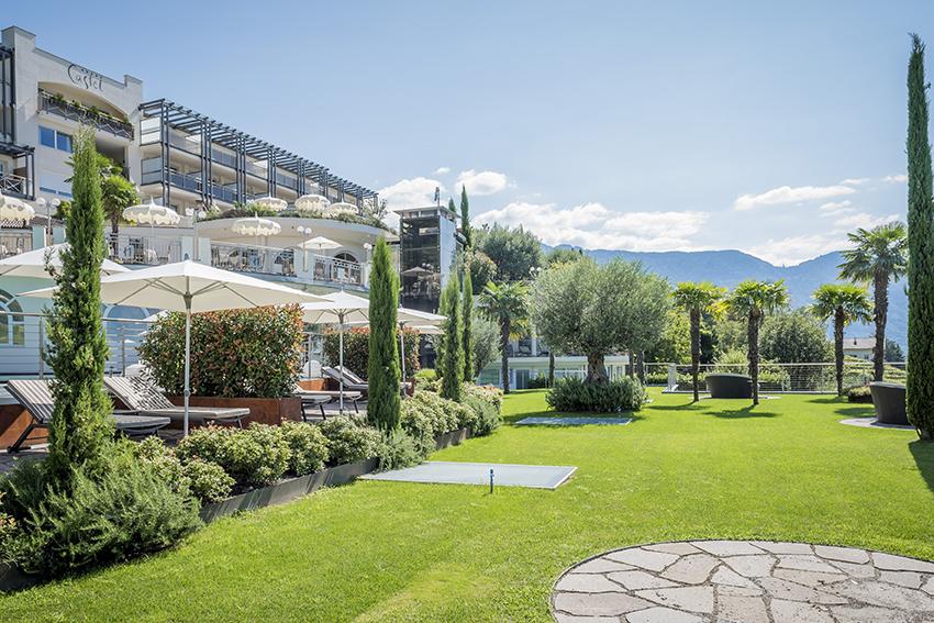 Hotel Castel Dorf Tirol bei Meran