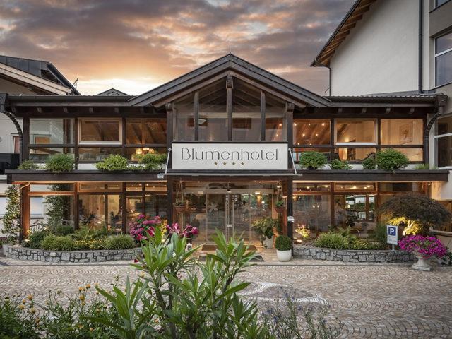 Baumgartner`s Blumenhotel